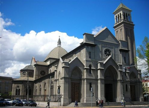 Catedral de Valpara�so, Valparaiso
