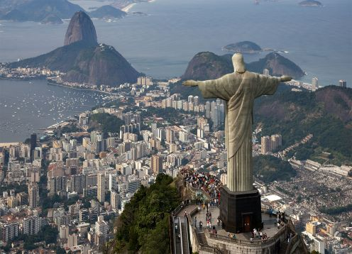 Cristo Redentor do Corcovado,