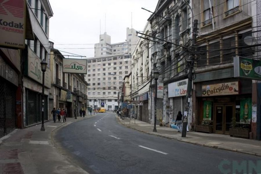 Edificio Optica Hammersley em Valparaiso Valparaiso, CHILE