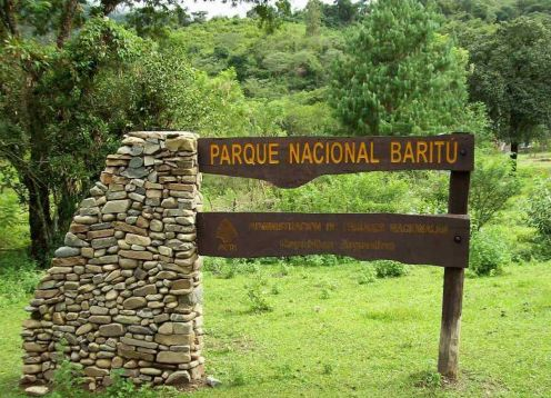 Parque Nacional do Barit�