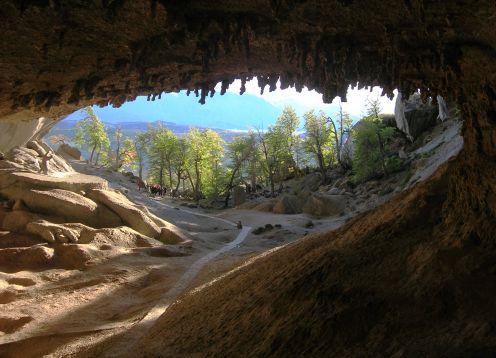 Caverna De Fell Parque Nacional Pali Aike