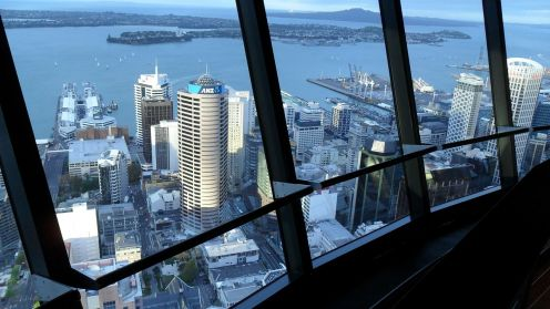 Sky Tower Auckland,