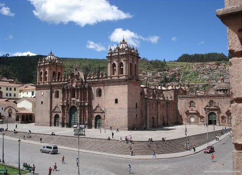 Catedral de Cusco,