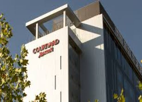 Courtyard by Marriott Santiago en Santiago