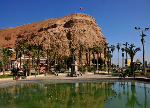 CITY TOUR ARICA PANORAMICO. , CHILE