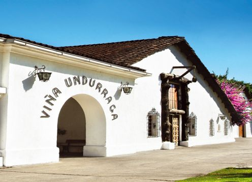 EXCURS�O DO VINHO UNDURRAGA