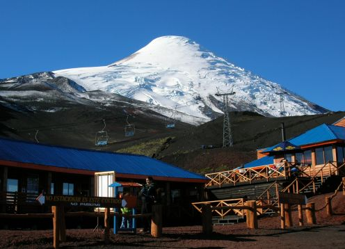 VULC�O OSORNO EXCURSION