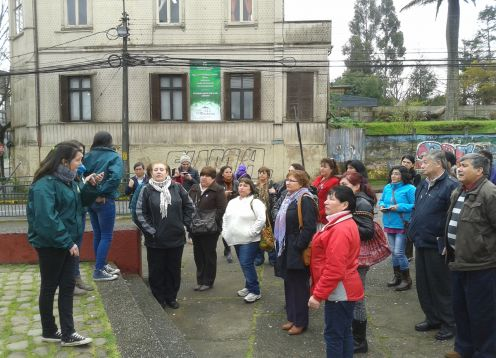 CITY TOUR VALDIVIA
