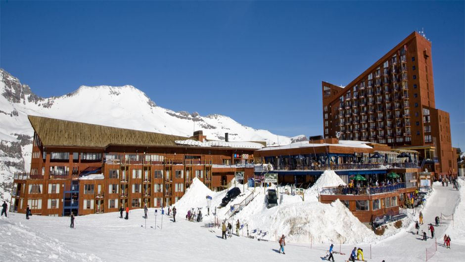 EXCURSãO VALLE NEVADO - Santiago, Chile