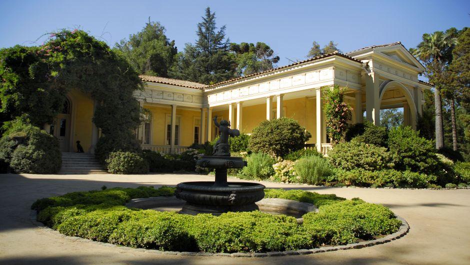 Concha y toro tour de vinho santiago chile - La casona del jardin ...