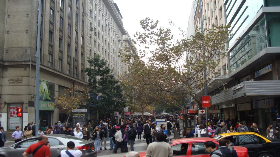 CITY TOUR E TOUR DE COMPRAS - Santiago, Chile